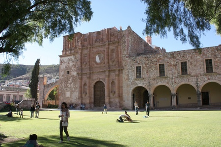 Pedro Coronel Museum in Zacatecas
