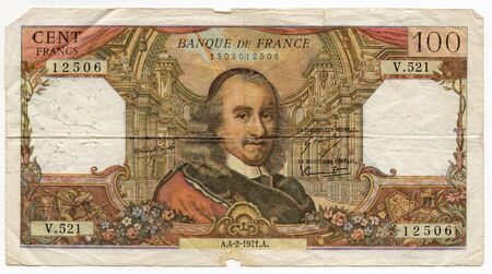 Old French bill