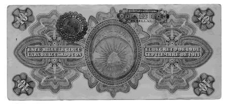 Illustration of money banknotes stack over white background Illustration