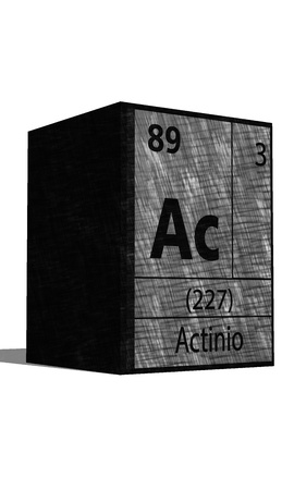 isotopes: Ac Chemical element of the periodic table with symbol