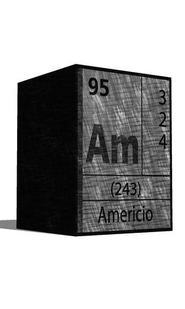 isotopes: Am Chemical element of the periodic table with symbol