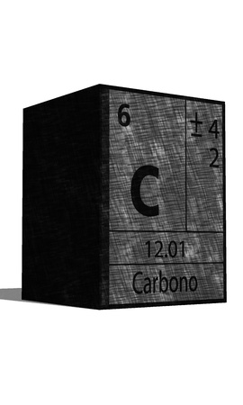 C Chemical element of the periodic table with symbol