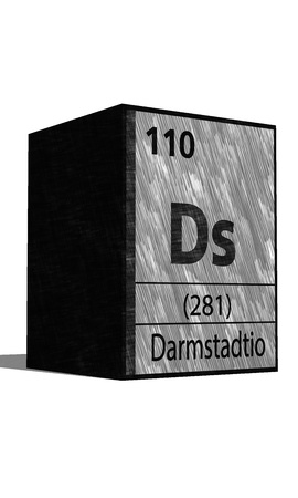 isotopes: Ds Chemical element of the periodic table with symbol