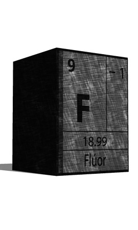 isotopes: F Chemical element of the periodic table with symbol