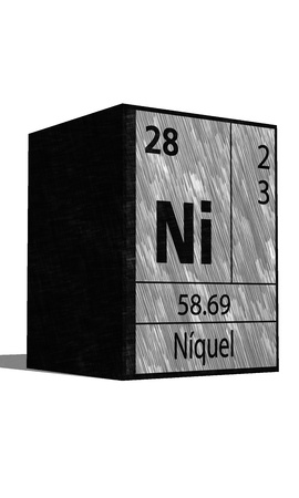 isotopes: Ni Chemical element of the periodic table with symbol