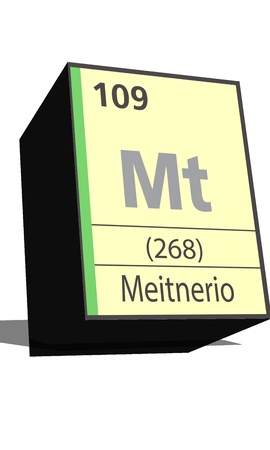 isotopes: Mt symbol chemical element of the periodic table