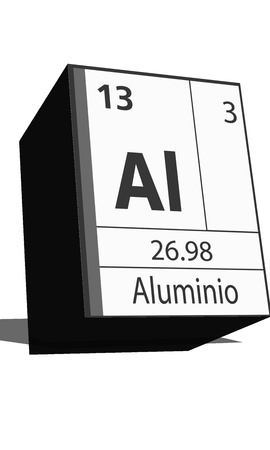 neutrons: Chemical element of the periodic table  Symbol Al