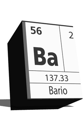 isotopes: Chemical element of the periodic table  Symbol Ba