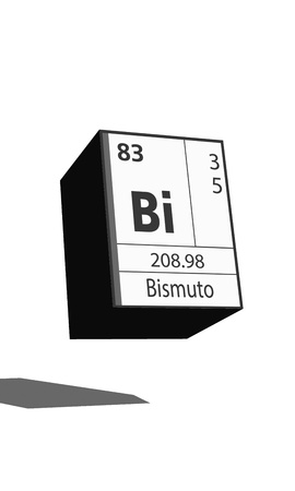 Chemical element of the periodic table  Symbol Bi