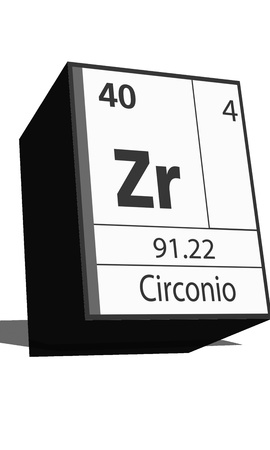 isotopes: Chemical element of the periodic table  Symbol Zr
