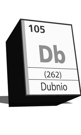 neutrons: Chemical element of the periodic table  Symbol Db