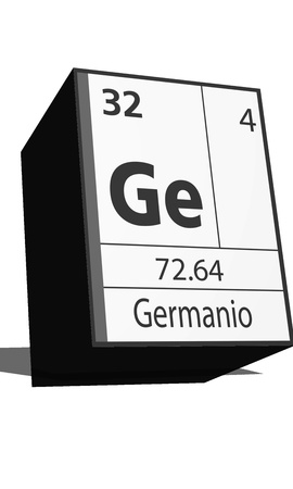 isotopes: Chemical element of the periodic table  Symbol Ge