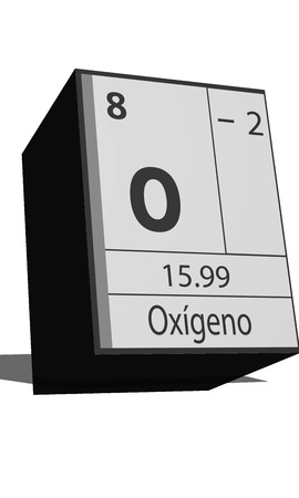 isotopes: Chemical element of the periodic table  Symbol O