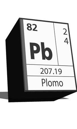 pb: Chemical element of the periodic table  Symbol Pb Illustration