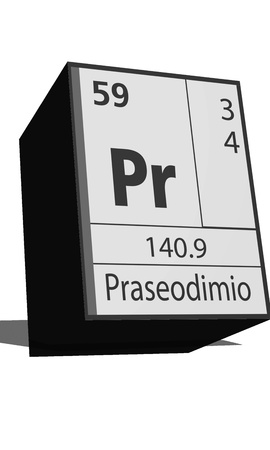 pr: Chemical element of the periodic table  Symbol Pr