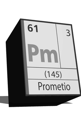 Chemical element of the periodic table  Symbol Pm