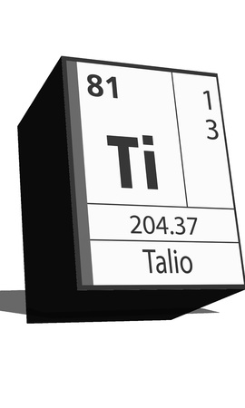 isotopes: Chemical element of the periodic table  Symbol Ti
