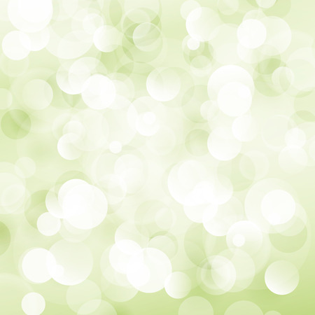 brilliancy: Light Green Soft  Bright Abstract Bokeh Background ,Soft Glow of the Sun , Defocused Lights,Vector Illustration