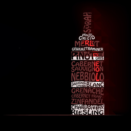white zinfandel: Sorts of Red and White Wine