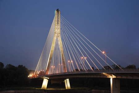 warszawa: most świetokrzyski