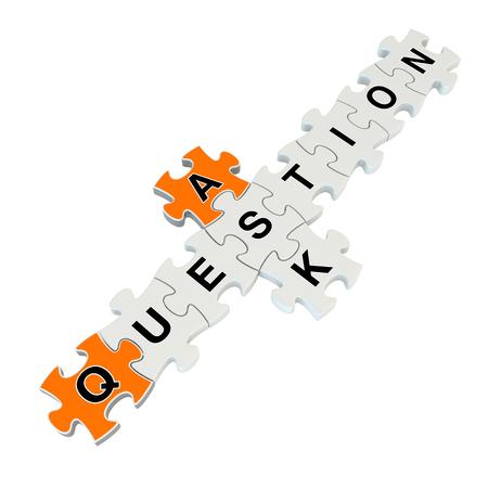 e survey: Ask question