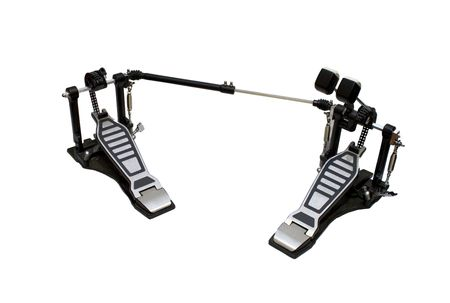 drum parts (pedal isolated on white) Stock Photo