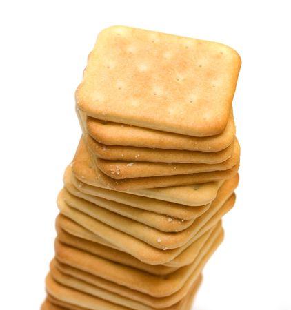 Cookies isoliert Lizenzfreie Bilder