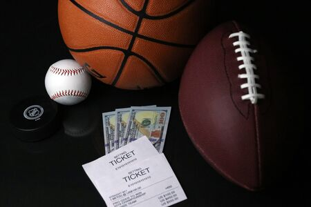 Legal betting on  esports and professional sports such as Baseball, Football, Hockey, Basketball, and Soccer/Futbol