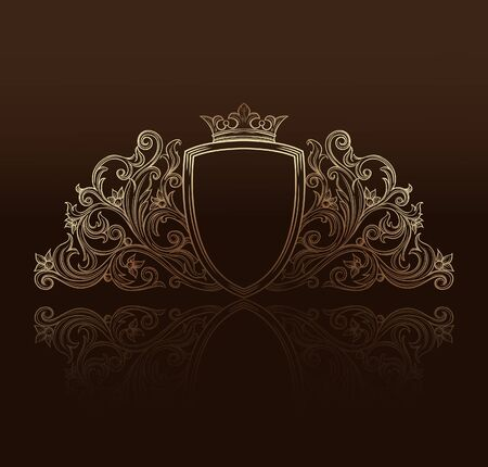 classical style: emblem