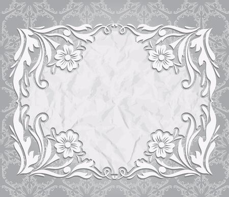 lineas rectas: calado marco