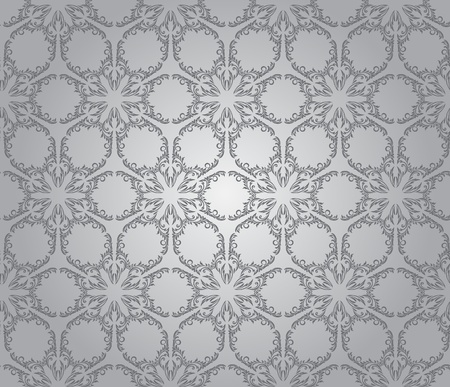 revivalism: Seamless pattern  Illustration
