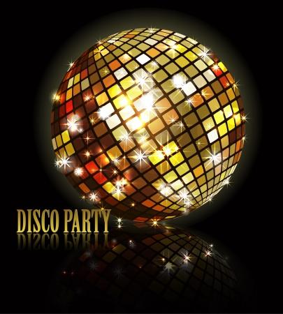 Disco Ball Stock Vector - 16701673