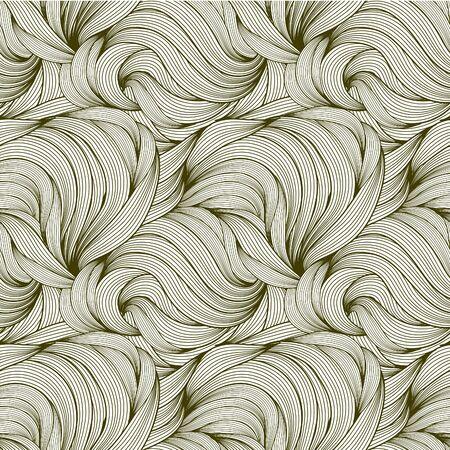 textura pelo: patrón transparente de rizos