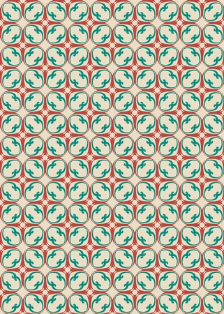 Seamless geometric pattern Stock Vector - 17740923