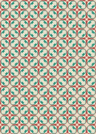 Seamless geometric pattern Stock Vector - 17740923