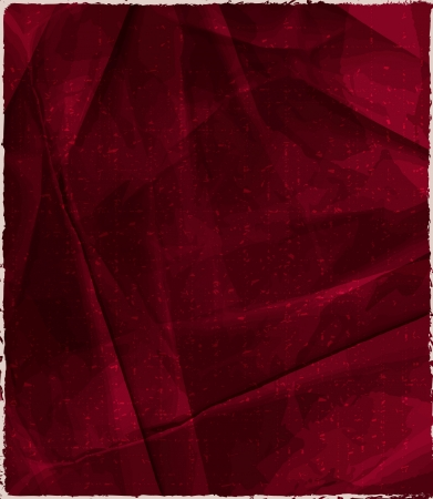 romantic room: Vintage red brown floral background