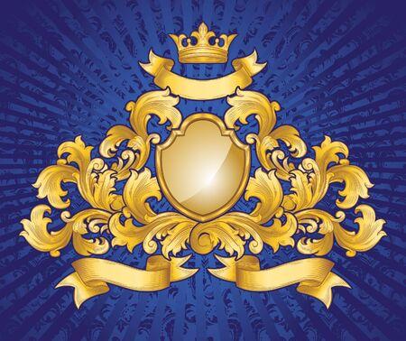 acanthus: Gold Emblem