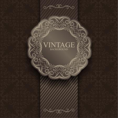 Vintage background Standard-Bild - 22474578