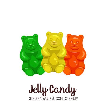 sweet marmalade teddy bears