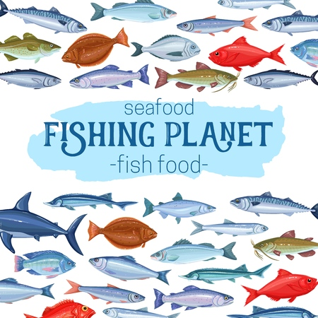 Fish, page design