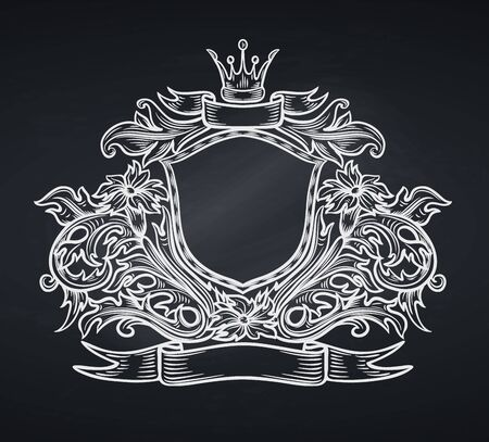 emblem or cartouche