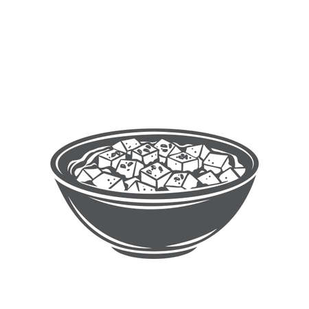 Mapo tofu chinese cuisine