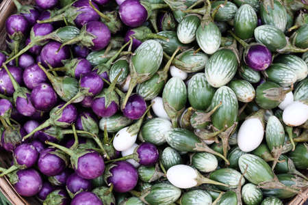 egg plant: egg plant is thai vegetable