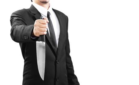 betray: el s�mbolo de la asociaci�n traicionar de negocios aislado fondo blanco