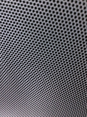 metal: Black dot metal texture wallpaper