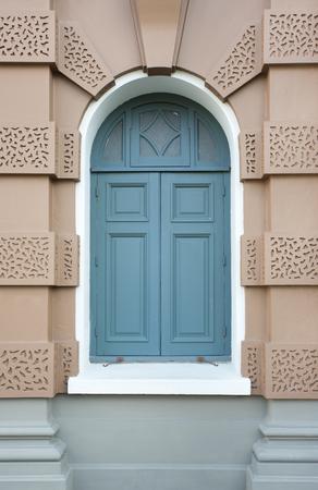 balcony view: Window, European style