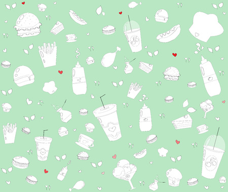 cappucino: Voedingspatroon