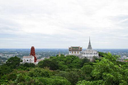 Phra Nakhon Khiri Historical Park Phetchaburi