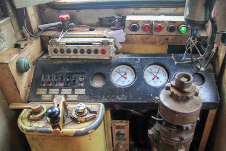Train Controller Thailand