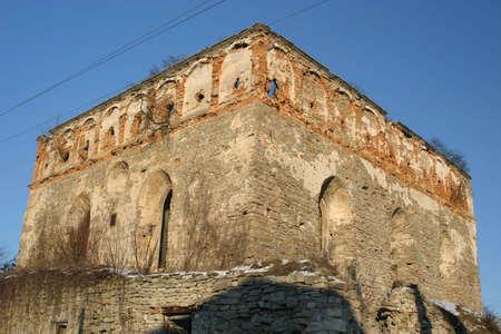 Synagogue in Satanov